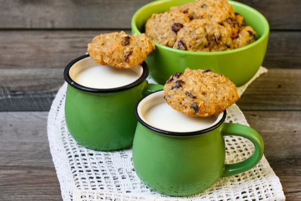 biscotti alla quinoa