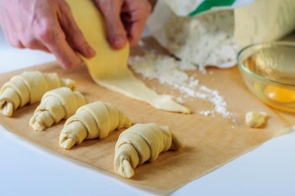 fare i croissant