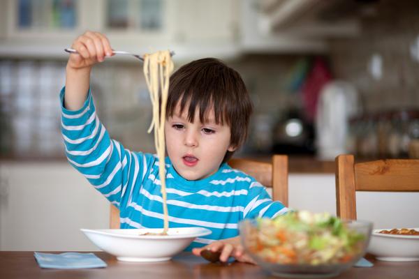 alimentazione senza glutine bambini