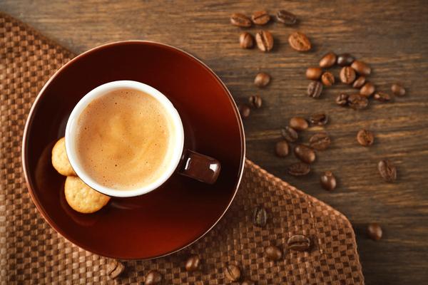 bere decaffeinato