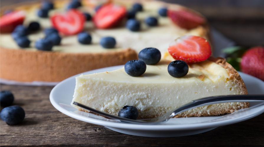 quando nasce la cheesecake