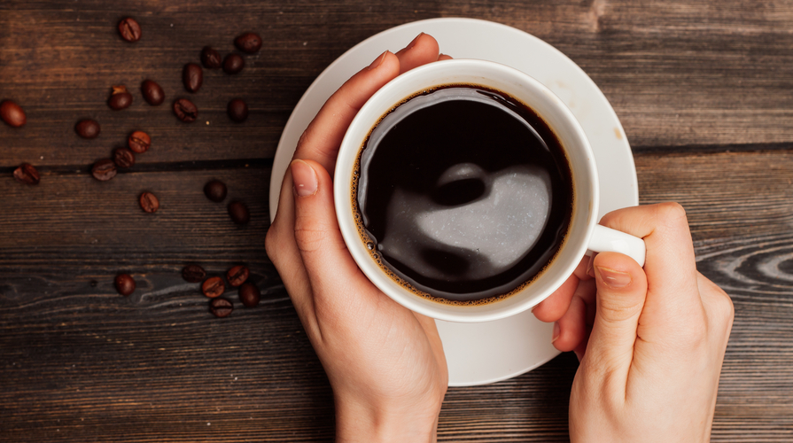 caffè decaffeinato fa male