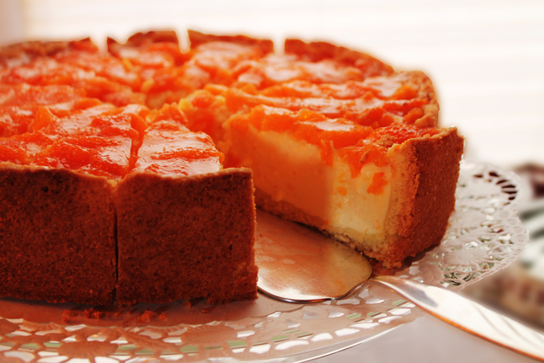 cheesecake nespole