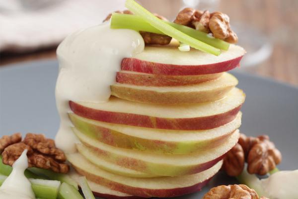 dessert con le mele