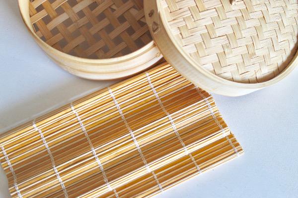 cestello bambu