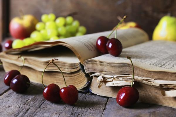 libri cibo