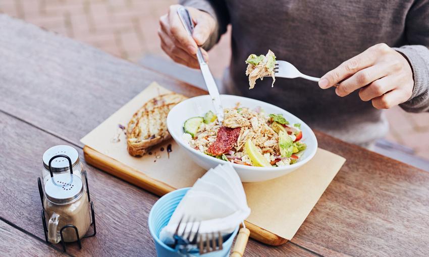 pausa pranzo menu