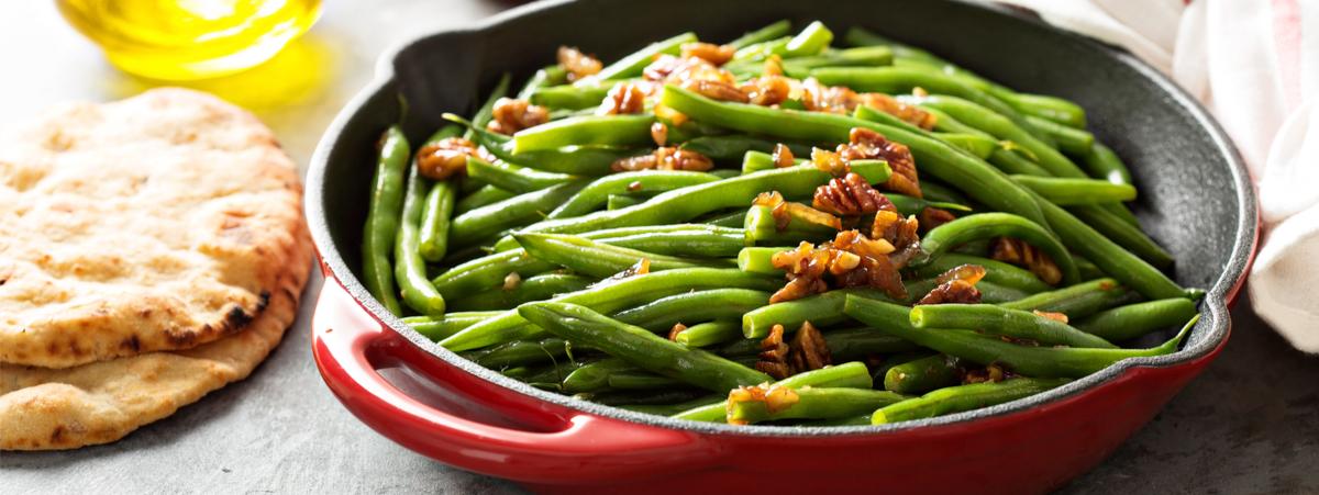 ricette fagiolini