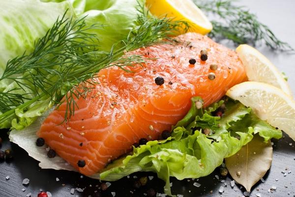 salmone omega 3