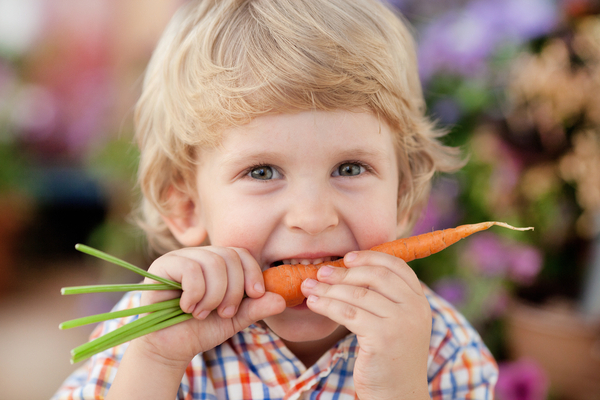 bambini alimentazione