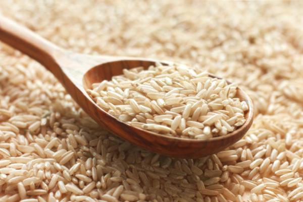riso integrale fibre