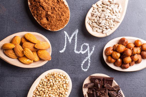 magnesio alimenti