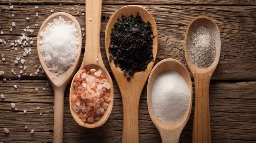 Tipi di sale propriet caratteristiche e usi in cucina for Diversi tipi di case da costruire