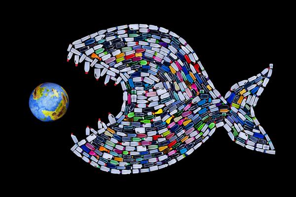 plastica riciclo