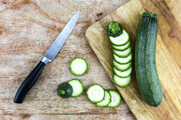 zucchine fanno bene