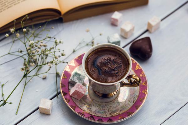 origini caffè