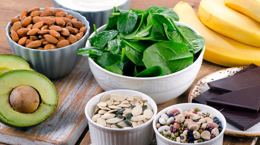 Risultati immagini per magnesio alimenti