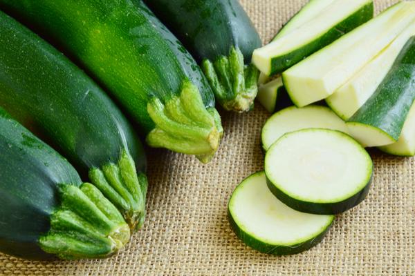 zucchine benfici