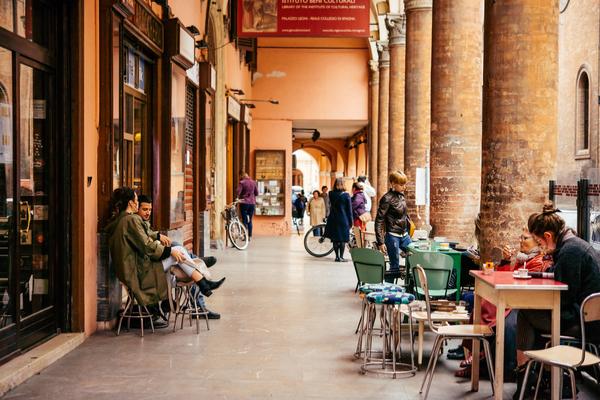 Quanto costa un caffè a Bologna