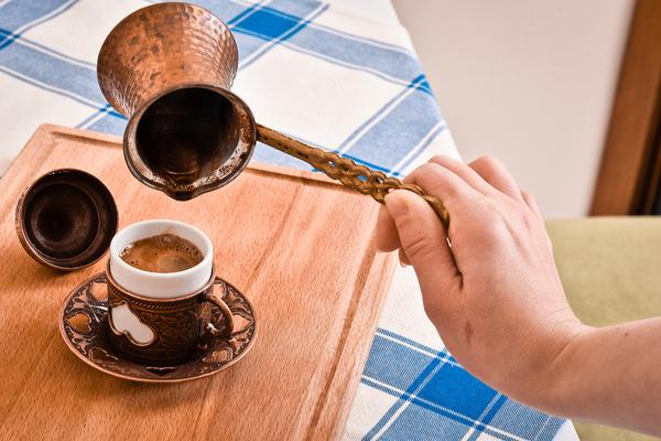 caffè turchia