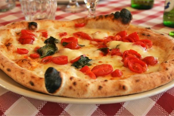 crostone pizza