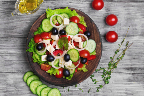 cetrioli insalata