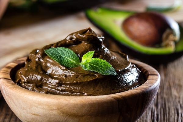 crema spalmabile di avocado