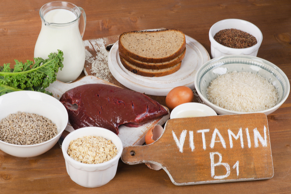 Vitamina B alimenti