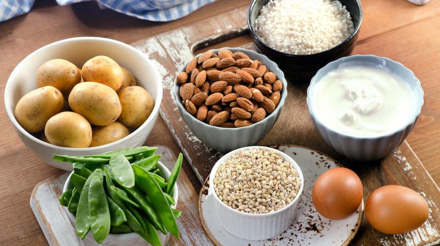 alimenti ricchi di vitamina h