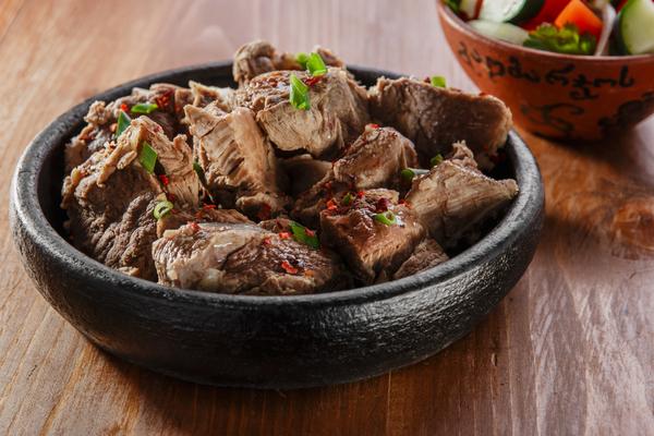carne morbida bicarbonato