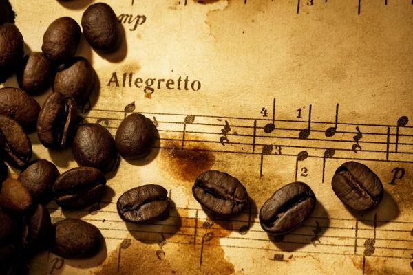caffè musica