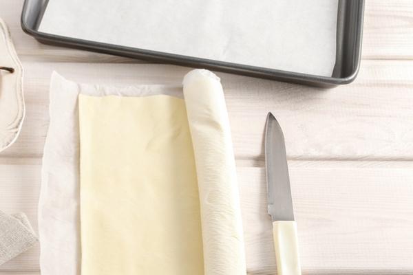 cucchiaini di pasta sfoglia