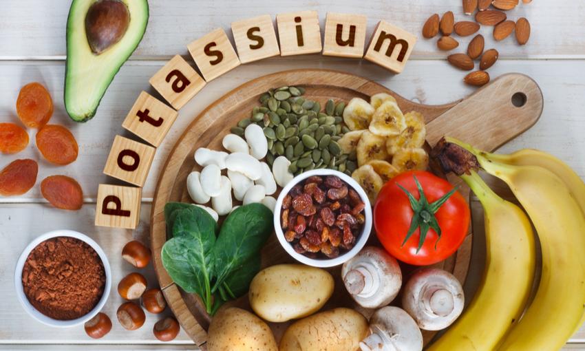 importanza potassio