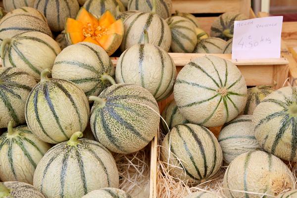 melone supermercato
