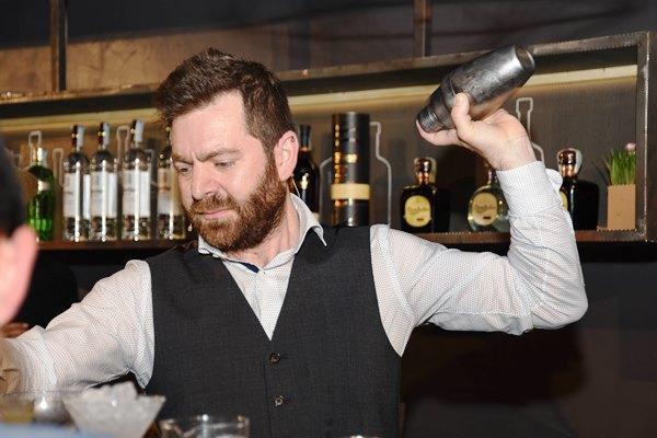 Mirko Turconi bartender