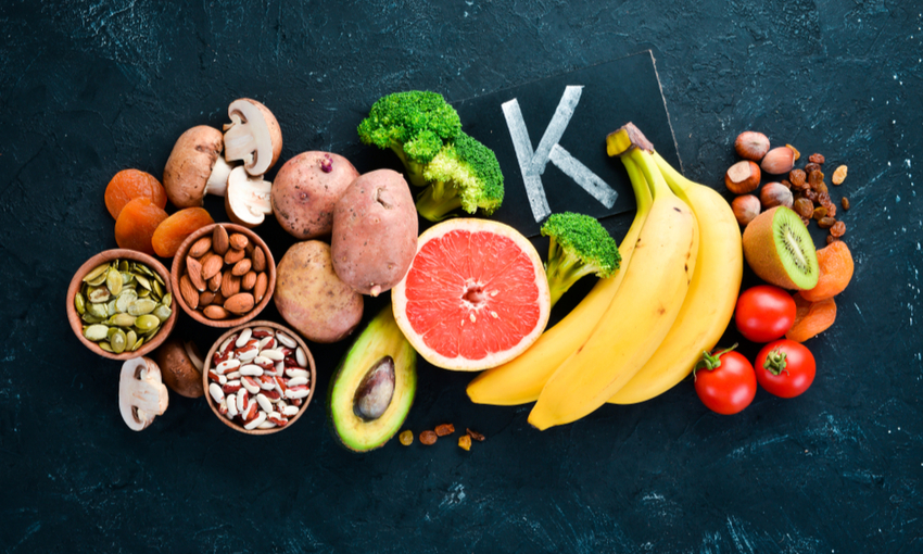 potassio vitamina k