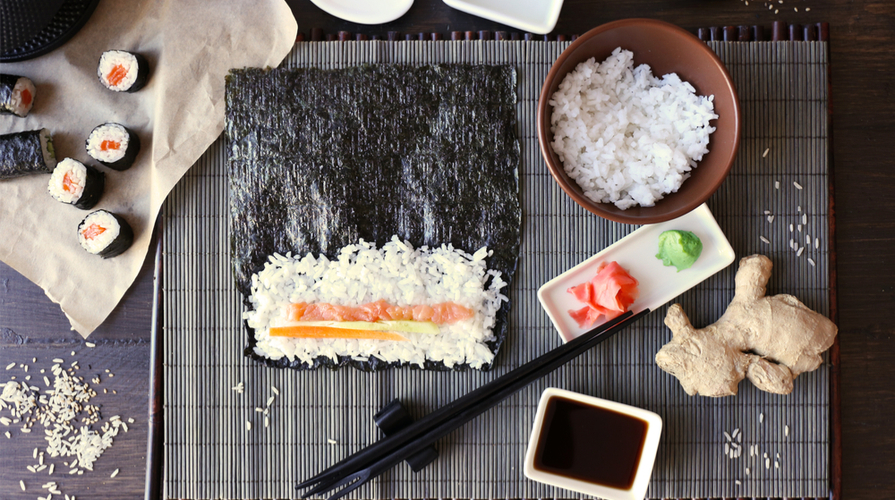 ricette sushi