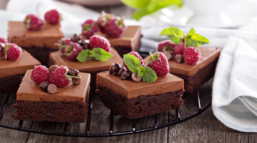 dolci al cioccolato senza forno