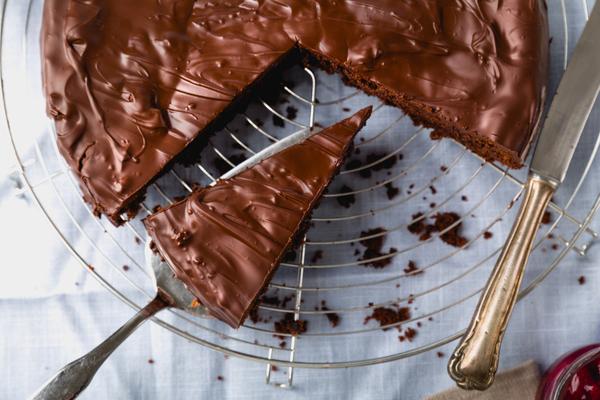 torta cioccolato senza cottura