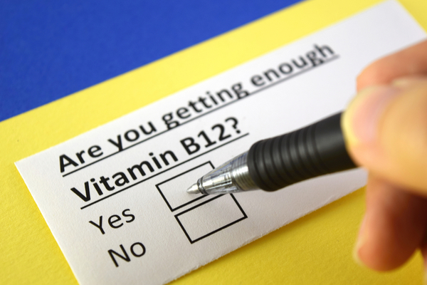 carenze vitamina b12