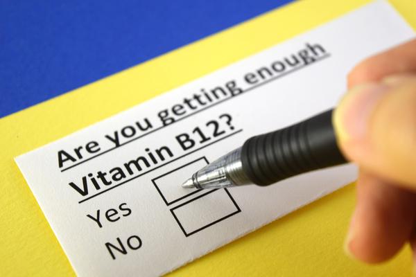 carenze vitamina b12