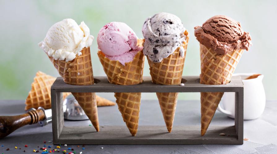 gelato senza lattosio