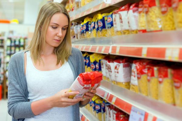 pasta supermercato
