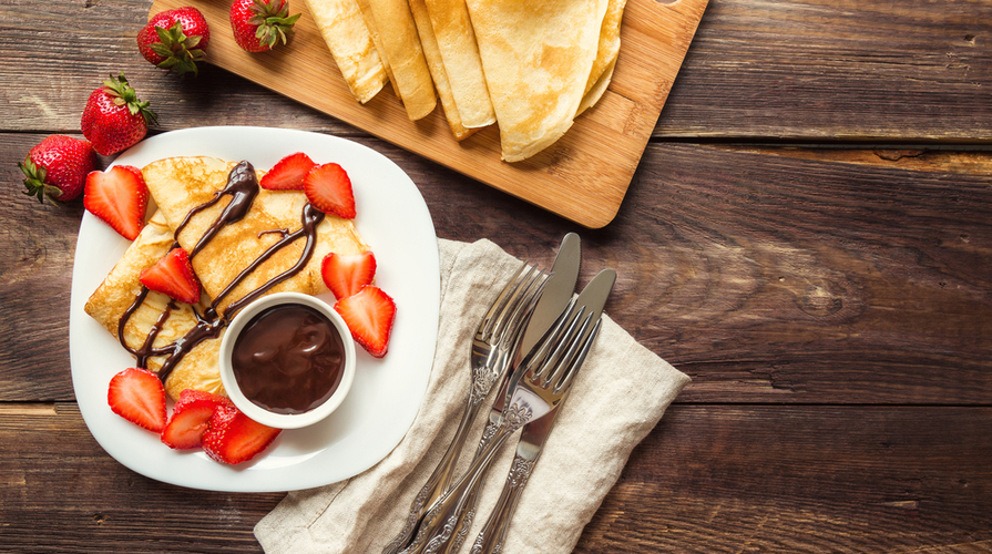 Ricette crepes