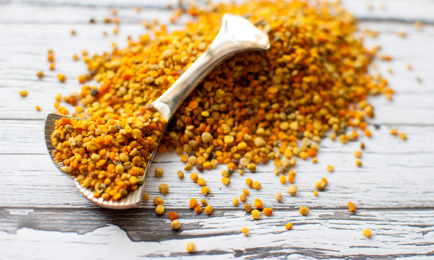 benefici polline