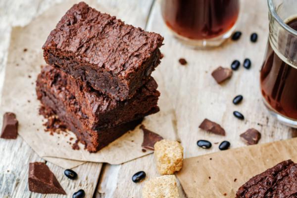 brownies senza glutine
