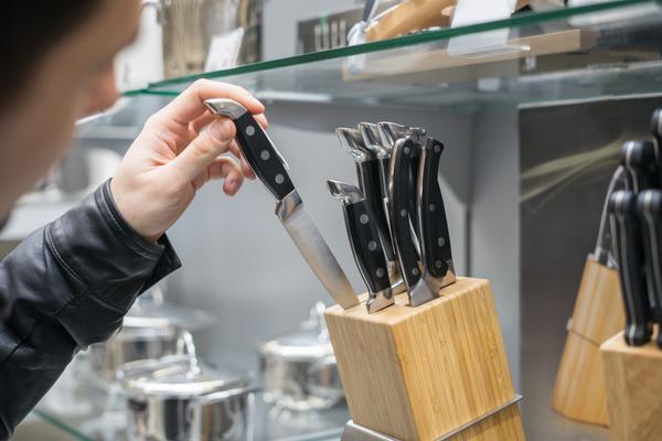 coltelli da cucina
