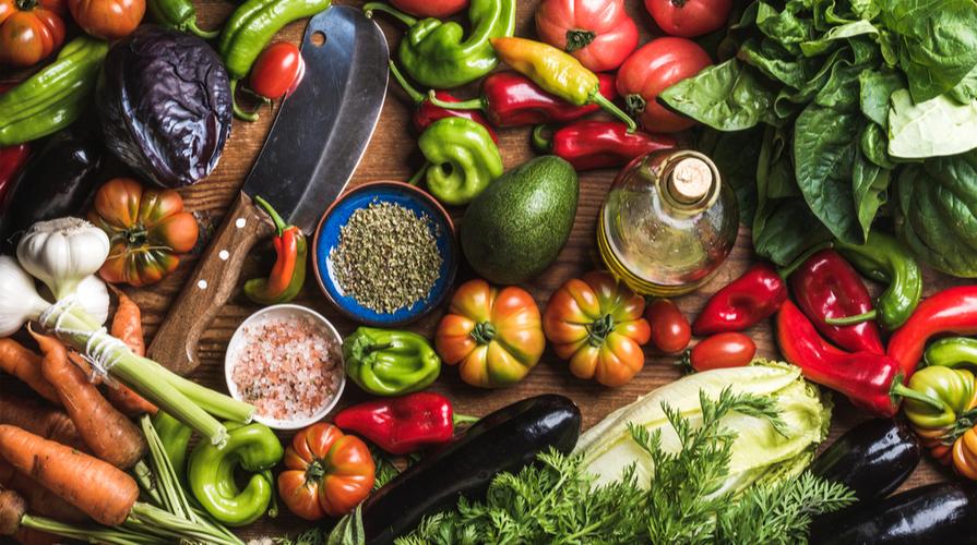 alimenti senza colesterolo