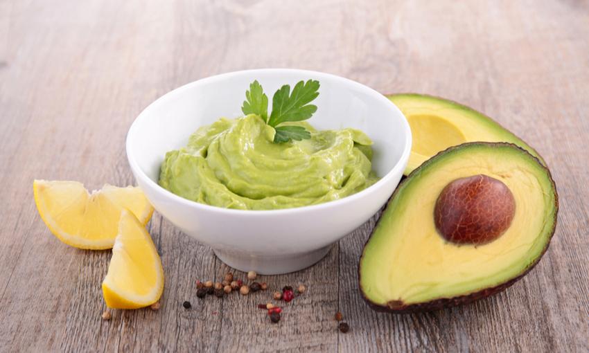 Cream di avocado