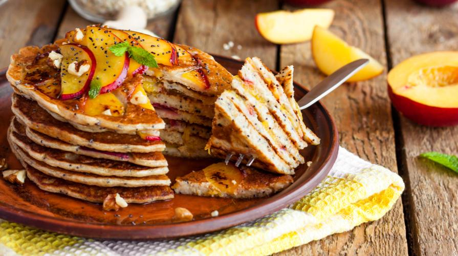 pancake vegani